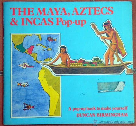pop - up recortable : los mayas, aztecas e inca - Comprar ...