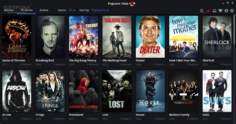 Popcorn Time Review - Watch Movies, TV series and Anime Online