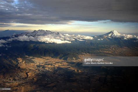 Popocatepetl And Iztaccihuatl Stock Photo   Getty Images