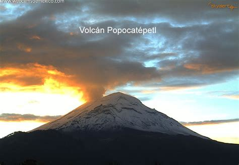 Popocatépetl desde Amecameca