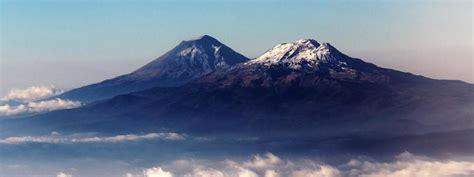 Popocatépetl e Iztaccíhuatl: 2 grandes maravillas en ...