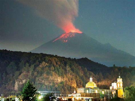 Popocatépetl, el volcán más peligroso y vigilado del mundo ...