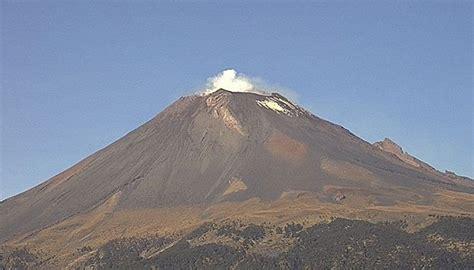 Popocatépetl hace erupción tras sismo de 7.1 [Nacional ...