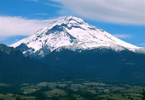 Popocatépetl - Wikipedia