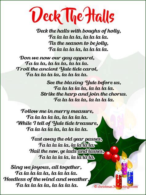 Popular Christmas Carols - Christmas Celebration - All ...