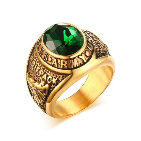 Popular Mens Emerald Jewelry Buy Cheap Mens Emerald ...