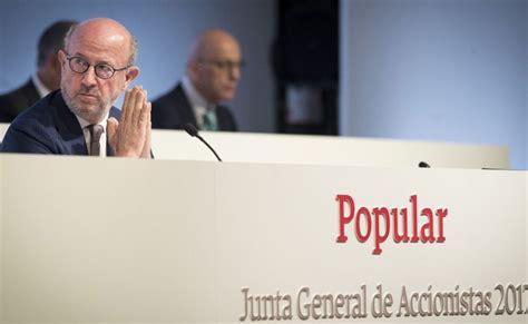 Popular. Situación Actual: Quo Vadis Banco Popular? - Diario16