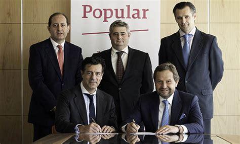 Popular y Halcón Viajes firman un acuerdo de colaboración ...