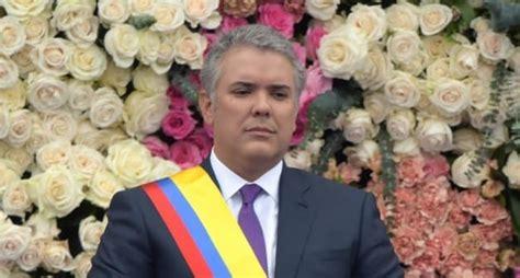 Popularidad de Iván Duque como presidente cayó más de 10 % ...