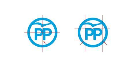 ¿Por qué el nuevo logo del PP es malo?