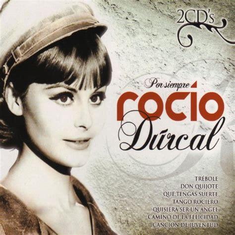 Por Siempre Rocío Dúrcal by Rocío Dúrcal on Amazon Music ...