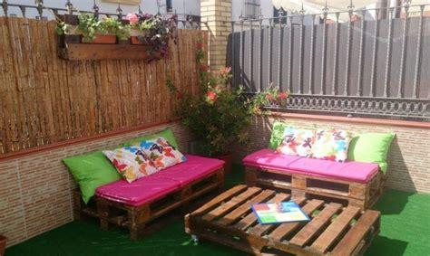 Porche-jardín | Jardinería** | Jardin con palets ...