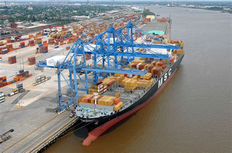 Port of New Orleans - Wikipedia