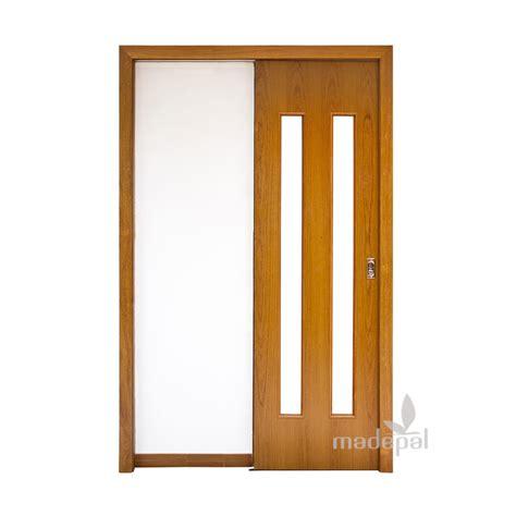 Porta de Correr com Vidro Panorâmico   Madepal