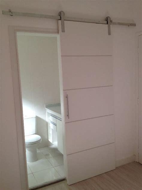 porta de correr | Idéias | Pinterest | Portas de banheiro ...