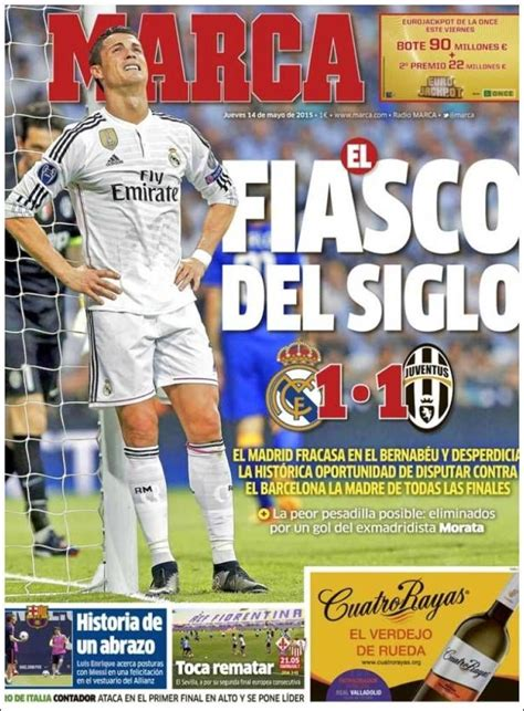 Portada de Marca  España    Deporte   Futbol, Madrid y ...