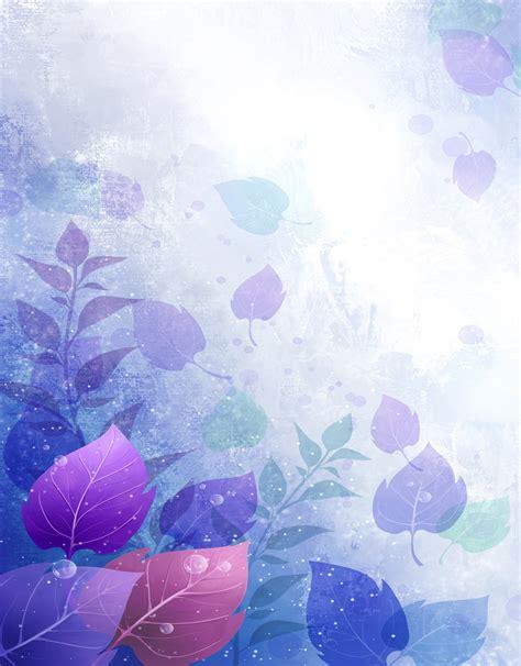 Portada fondo azul y blanco con plantas | DISEÑO ...