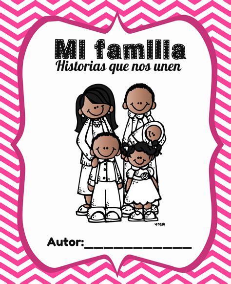 portadas! historia familiar   ideas para primaria sud ...