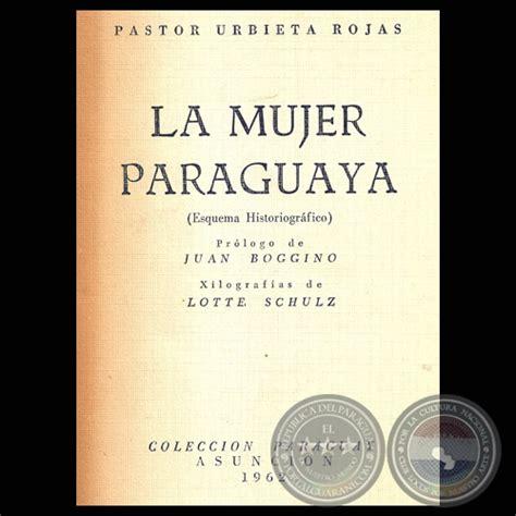 Portal Guaraní - LA MUJER PARAGUAYA - ESQUEMA ...