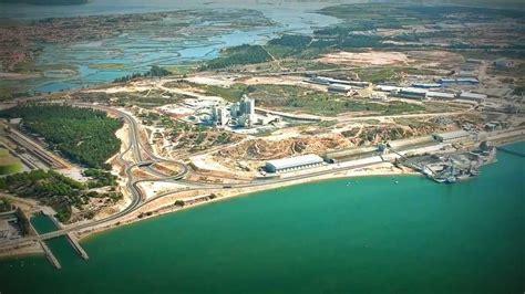 Porto de Setúbal e Sesimbra   Vista aérea em 2009   YouTube