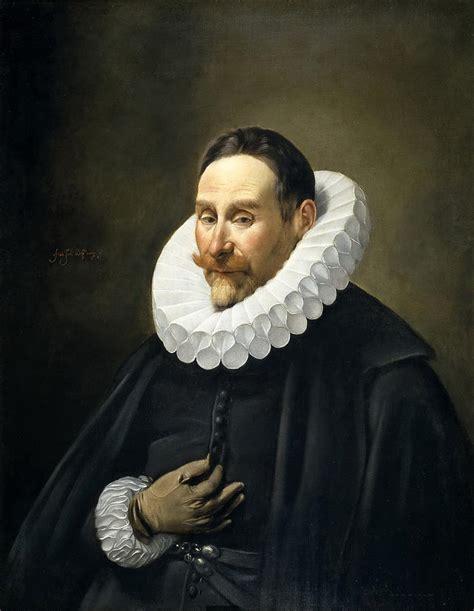 Portrait Of A Gentleman Painting by Juan Bautista Maino