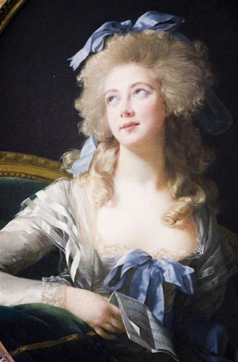 Portrait of Madame Grand, Louise Elisabeth Vigee Lebrun ...