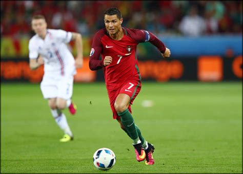 Portugal 1-1 Iceland. Not exactly the dream start for the ...