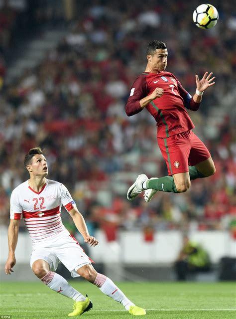 Portugal 2 0 Switzerland: Cristiano Ronaldo and Co qualify ...