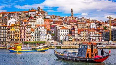 Portugal: Lisbon or Porto — which city should you visit ...