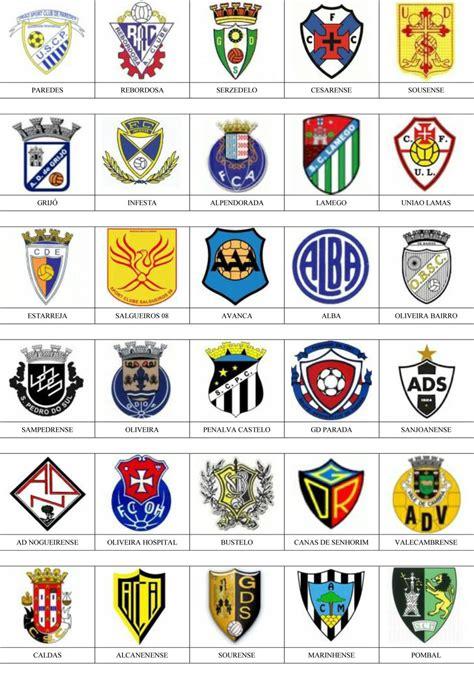 Portugal   Pins de escudos/insiginas de equipos de fútbol.