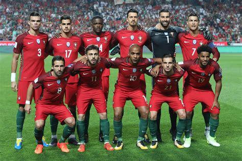 Portugal qualificada para o Mundial 2018!   Jornal do ...