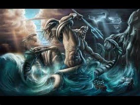 Poseidón  Dios de los Mares    YouTube
