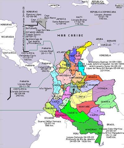 POSICIÓN ASTRONÓMICA Y GEOGRÁFICA DE COLOMBIA | Ayudas ...