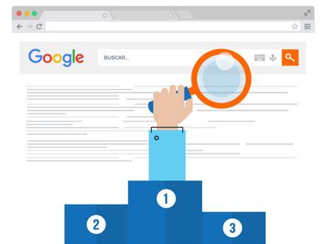 Posicionamiento en Google | ↗ Consigue ser el 1º