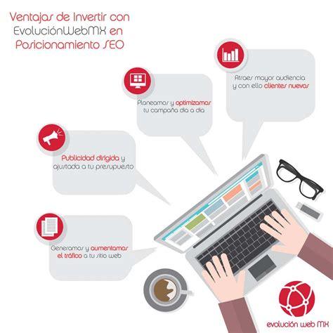 Posicionamiento SEO/ Diseño web Profesional EvolucionwebMX