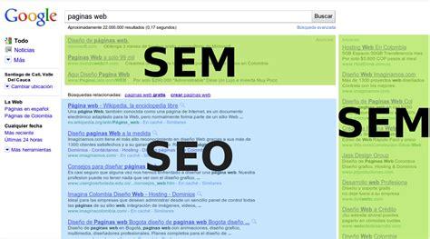 Posicionamiento SEO – SEM – Dominios, Hosting ...