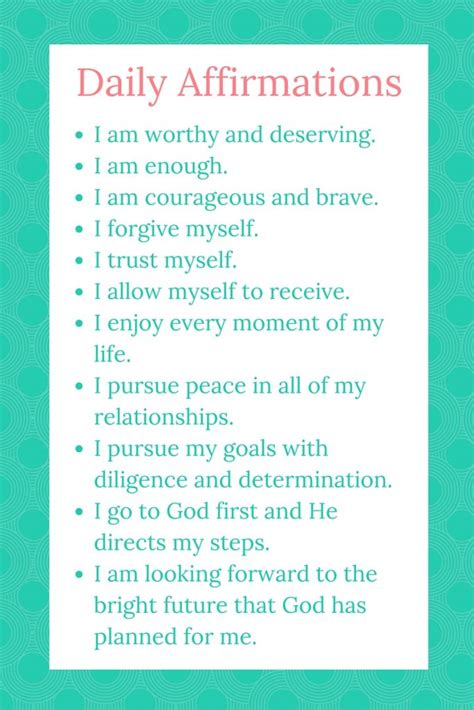 Positive Affirmations for a Healthy, Happy Life | Primal Docs