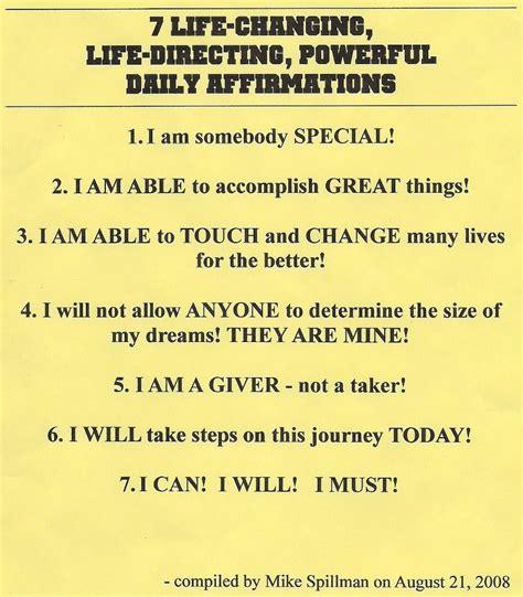 Positive Affirmations Quotes. QuotesGram