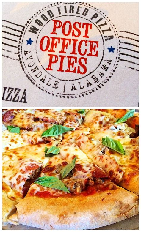 Post Office Pies   Birmingham, AL   voted one of the best ...
