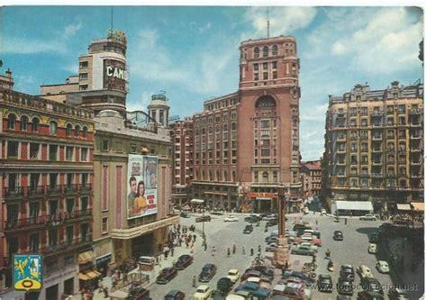 postal antigua de   madrid   plaza del callao     Comprar ...