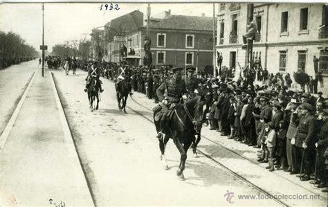 postal fotografica valladolid 1932 desfile mili   Comprar ...