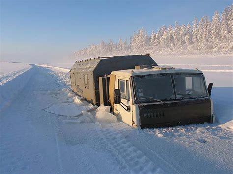 Postales de la vida en Yakutsk, la ciudad más fría del ...