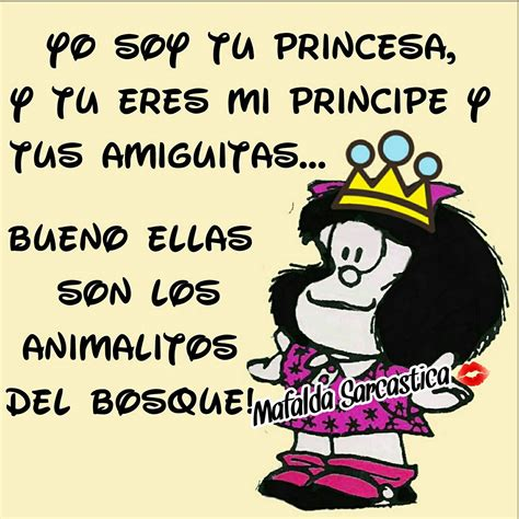 Postales para el domingo con Mafalda Imagenes Para ...