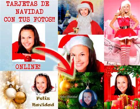 Postales y tarjetas de Navidad   Fotoefectos