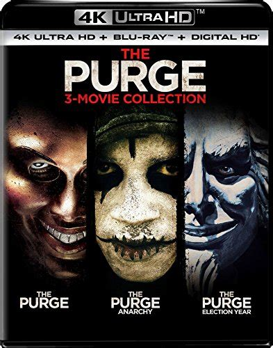Poster For THE FIRST PURGE Wants To Make America Great ...