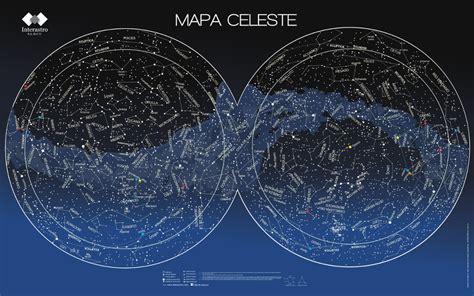 Poster Mapa del cielo - Venta de Telescopios, Binoculares ...