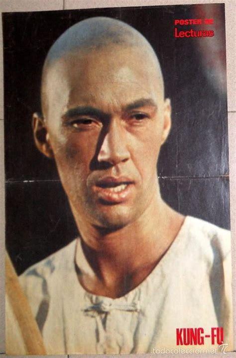 poster serie tv television. kung-fu. david carr - Comprar ...