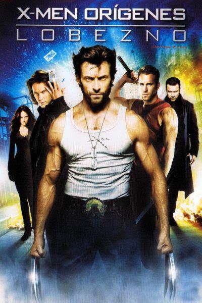 Poster X-Men Orígenes: Lobezno
