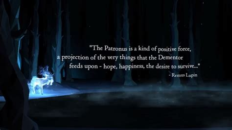 Pottermore Patronus Test! #ExpectoPatronum - YouTube