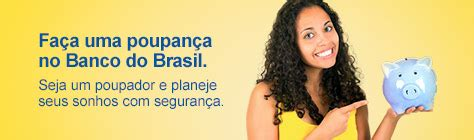 Poupança Banco do Brasil | Crédito e Débito